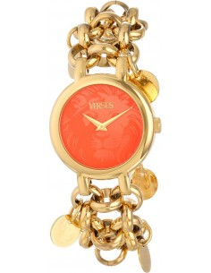 Chic Time | Montre Femme Versus by Versace SGO060013 Or  | Prix : 289,00 €