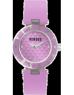 Chic Time | Montre Femme Versus by Versace Logo 3C71300000 Violet  | Prix : 189,00€