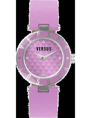 Chic Time   Montre Femme Versus by Versace Logo 3C71300000 Violet    Prix : 189,00€