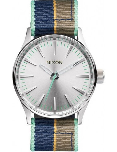 Chic Time | Montre Homme Nixon Sentry A426-2083 Bleu  | Prix : 159,00€