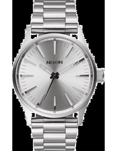 Chic Time   Montre Homme Nixon Sentry A450-1920 Argent    Prix : 199,00€