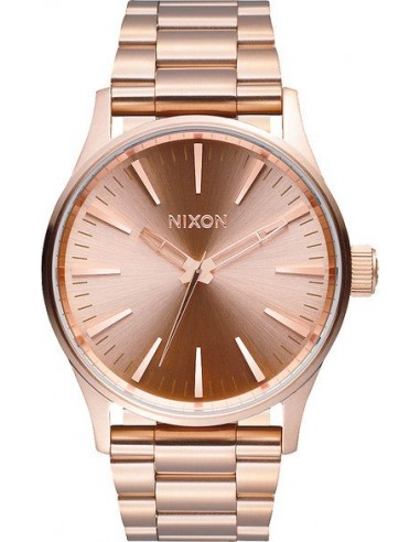 Chic Time | Montre Homme Nixon Sentry A450-897 Or Rose  | Prix : 200,00€