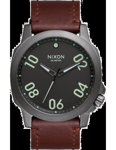 Chic Time | Montre Homme Nixon Ranger A466-1099 Marron  | Prix : 190,00€