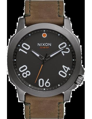 Chic Time | Montre Homme Nixon Ranger A466-2072 Marron  | Prix : 190,00€