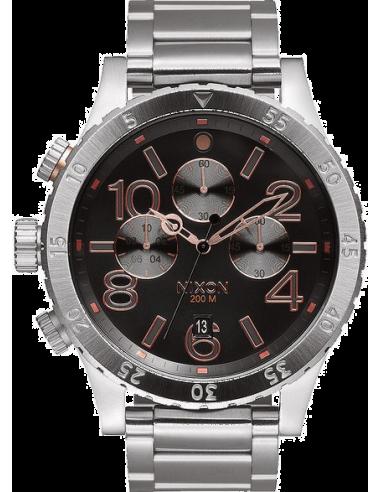 Chic Time | Montre Homme Nixon A486-2064 Argent  | Prix : 400,00€