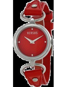 Chic Time   Montre Femme Versus by Versace 3C68000000 Rouge    Prix : 149,00€