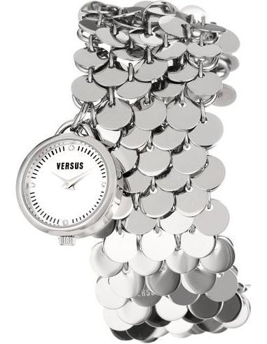 Chic Time   Montre Femme Versus by Versace SGD010012 Argent    Prix : 289,00€