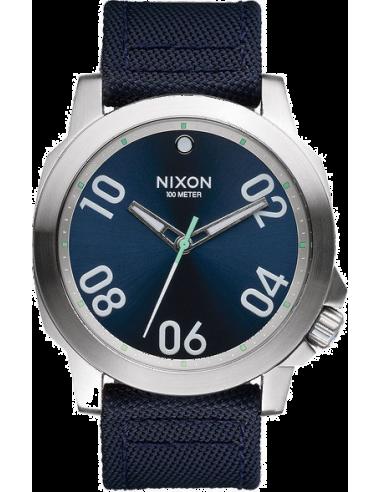 Chic Time   Montre Homme Nixon Ranger A514-2076 Bleu    Prix : 170,00€