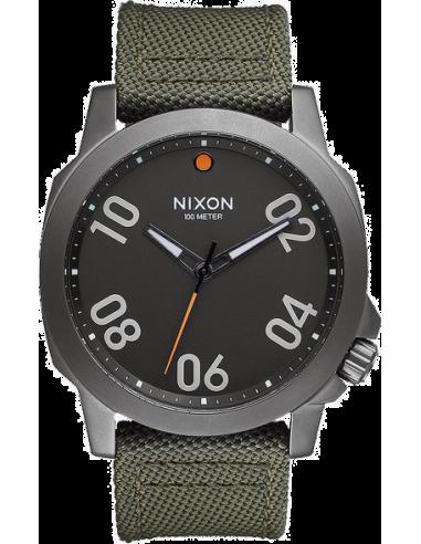 Chic Time   Montre Homme Nixon Ranger A514-001 Noir    Prix : 190,00€