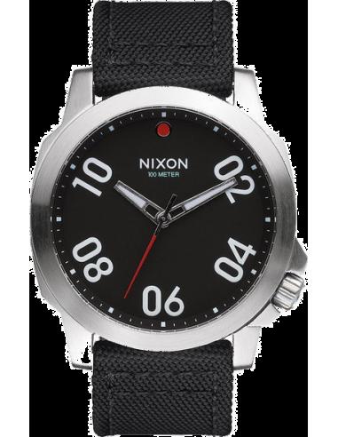 Chic Time | Montre Homme Nixon Ranger A514-008 Noir  | Prix : 170,00€