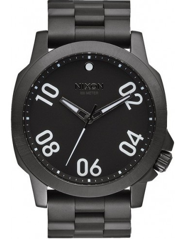Chic Time | Montre Homme Nixon Ranger A521-001 Noir  | Prix : 220,00€