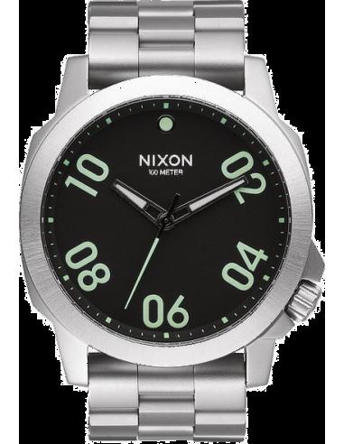 Chic Time | Montre Homme Nixon Ranger A521-000 Argent  | Prix : 220,00€