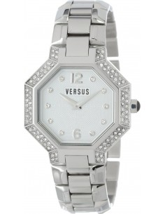 Chic Time | Montre Femme Versus by Versace AL16SBQ9F01A099 Argent  | Prix : 389,00€