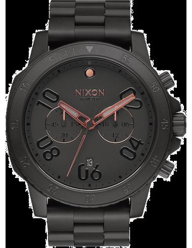 Chic Time | Montre Homme Nixon Ranger A549-957 Noir  | Prix : 420,00€