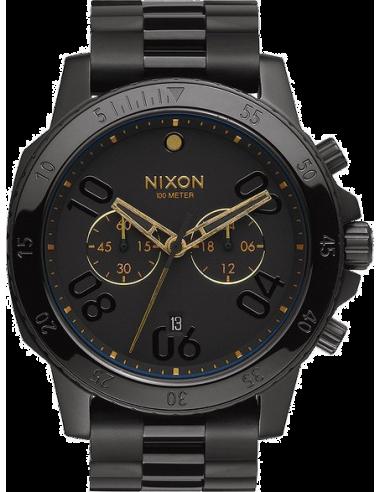 Chic Time | Montre Homme Nixon Ranger A549-010 Noir  | Prix : 420,00€