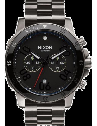 Chic Time   Montre Homme Nixon Ranger A549-1531 Noir    Prix : 420,00€
