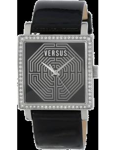 Chic Time | Montre Femme Versus by Versace AL12SBQ7F09A009 Noir  | Prix : 279,00€