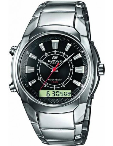 Chic Time | Montre homme Casio Edifice EFA-128D-1AVEF  | Prix : 64,90€