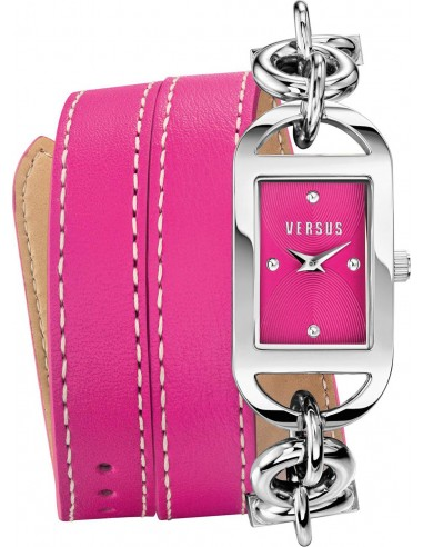 Chic Time | Montre Femme Versus by Versace SOG010014 Rose  | Prix : 299,00 €