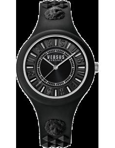 Chic Time | Montre Femme Versus by Versace SOQ020015 Noir  | Prix : 99,00€