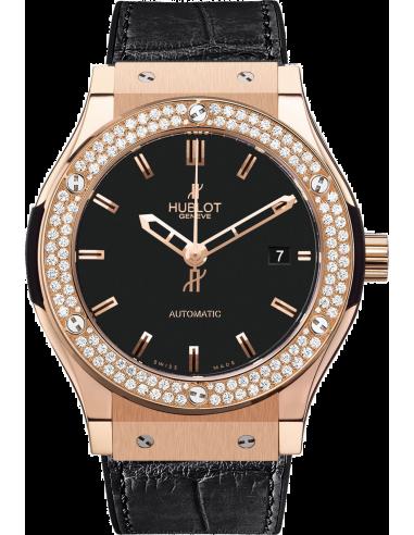 Chic Time | Montre Homme Hublot Classic Fusion 365.PX.1180.LR.1704  | Prix : 26,500.00
