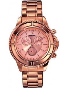 Chic Time | Montre Femme Versus by Versace Tokyo SGN030013 Or Rose  | Prix : 379,00€