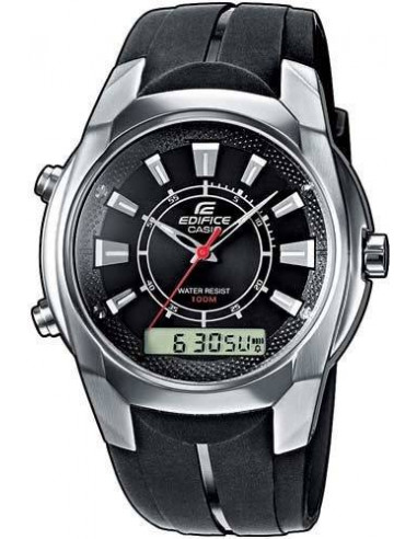Chic Time   Montre homme Casio Edifice EFA-128-1AVEF    Prix : 59,90€