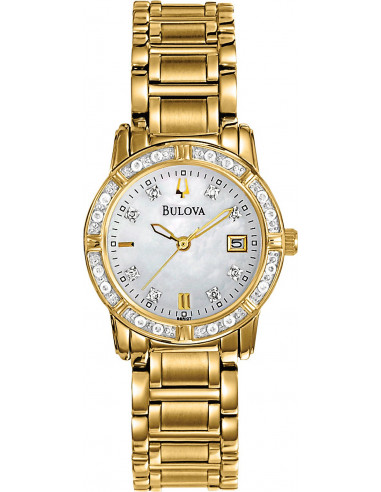 Chic Time | Montre Femme Bulova 98R165 Or  | Prix : 475,00€