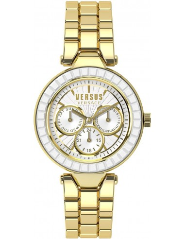 Chic Time   Montre Femme Versus by Versace SOS090015 Or    Prix : 279,00€