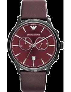 Chic Time | Montre Homme Emporio Armani AR1795 Marron  | Prix : 359,00€
