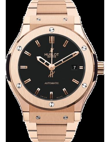 Chic Time | Montre Homme Hublot Classic Fusion 511.OX.1180.OX  | Prix : 34,400.00