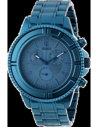Chic Time | Montre Femme Versus by Versace Tokyo SGN050013 Bleu  | Prix : 339,00€