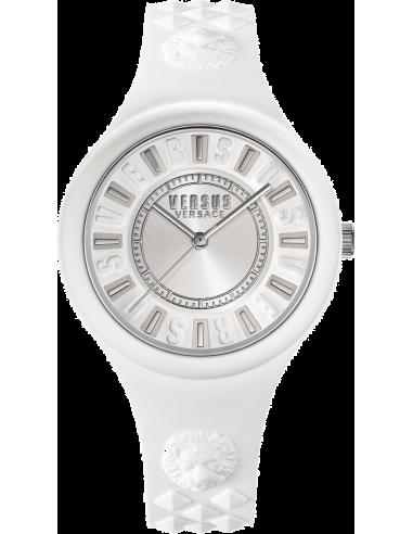 Chic Time | Montre Femme Versus by Versace SOQ010015 Blanc  | Prix : 99,00€