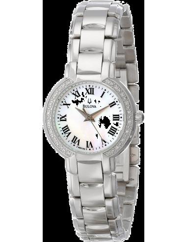 Chic Time | Montre Femme Bulova 96R159 Argent  | Prix : 199,00€