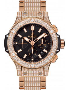 Chic Time | Montre Homme Hublot Big Bang 301.PX.1180.PX.2704  | Prix : 71,800.00