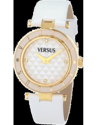 Chic Time   Montre Femme Versus by Versace Logo SP8030013 Blanc    Prix : 209,00€