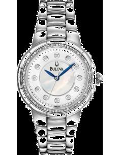 Chic Time | Montre Femme Bulova 96R174 Argent  | Prix : 249,00€