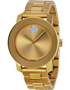 Chic Time | Montre Femme Movado Bold 3600104 Or  | Prix : 699,00€