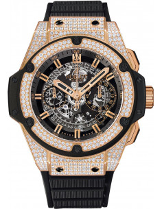 Chic Time | Montre Homme Hublot King Power 701.OX.0180.RX.1704  | Prix : 53,100.00