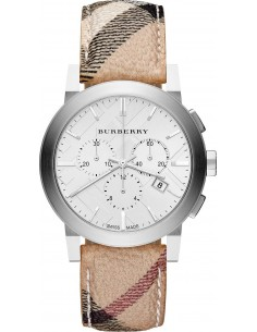 Chic Time | Montre Homme Burberry BU9360 Beige  | Prix : 599,00 €
