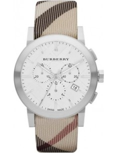 Chic Time | Montre Homme Burberry BU9357 Beige  | Prix : 479,20 €