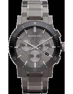 Chic Time   Montre Homme Burberry BU9381 Gris    Prix : 519,98€