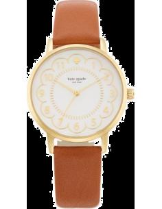 Chic Time | Montre Femme Kate Spade 1YRU0835 Marron  | Prix : 199,00€