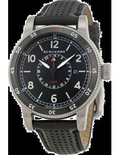 Chic Time | Montre Homme Burberry BU7854 Noir  | Prix : 479,20€