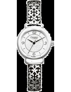Chic Time | Montre Femme Caravelle by Bulova 43L117 Argent  | Prix : 99,00€