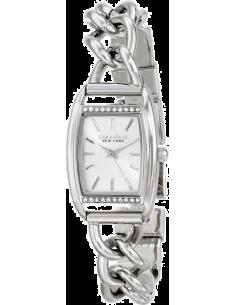 Chic Time | Montre Femme Caravelle by Bulova 43L169 Argent  | Prix : 105,00€