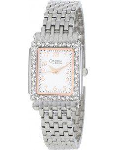 Chic Time   Caravelle by Bulova 43L127 women's watch    Buy at best price