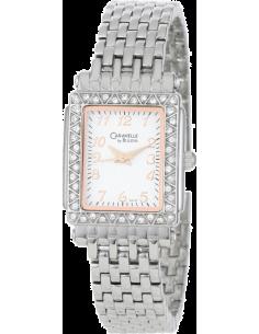 Chic Time | Montre Femme Caravelle by Bulova 43L127 Argent  | Prix : 129,00€