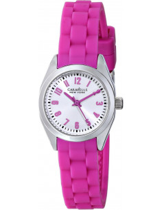 Chic Time | Montre Femme Caravelle by Bulova 43L175 Rose  | Prix : 69,00 €