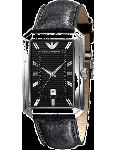 Chic Time | Montre Homme Emporio Armani AR0455 Noir  | Prix : 229,00€